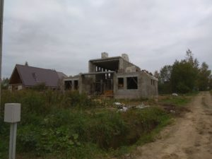 строительство моего дома