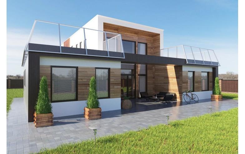 проект дома архитектора